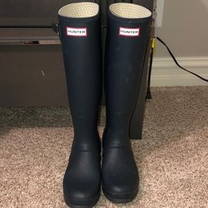 Hunter boots womens